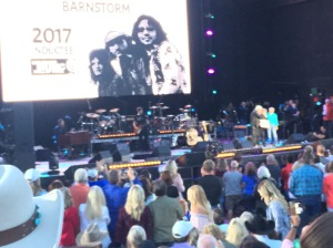 At the CO Music Hall of Fame concert
